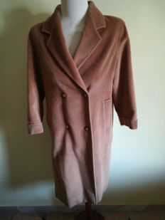 MaxMara - Wonderful wool and cashmere coat - No reserve price