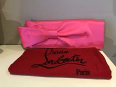 Louboutin - Clutch bag with bow