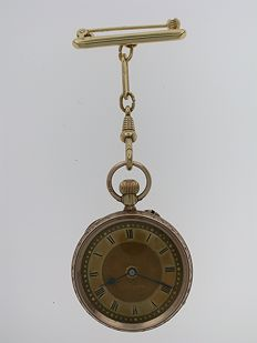 Men - 1901-1949 pocket watch