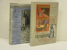 R.W. Scheller - Exemplum. Model-Book Drawings and the Practice of Artistic Transmission in the Middle Ages - 1995