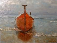 Angelika Bes - Red Boat