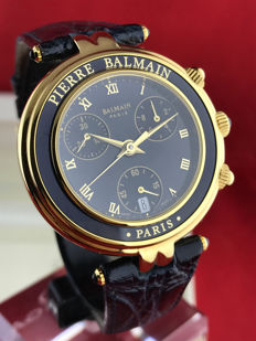 Pierre Balmain chronograph - Men's - 1990-1999