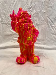 Rick Triest  - F*ck you kabouter in pink