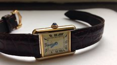 Cartier - Tank Vermeil Lady - 388001 - Women - 1980-1989