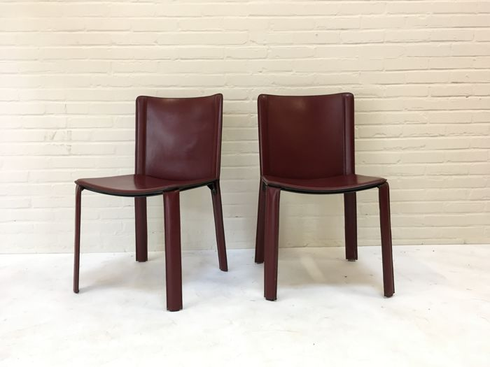 Cidue   Set Of Two Diner Chairs