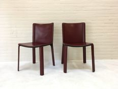 Cidue - Set of two diner chairs