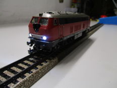 Märklin H0 - video-locomotive with integrated digital camera in full HD quality and 2 LED headlights