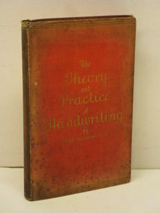 J. Jackson - The theory and practice of handwriting - 1898
