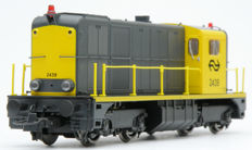 Roco H0 - 62791 - Diesel locomotive series 2400 of the NS, number: 2439