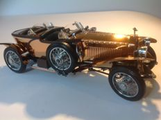 Franklin Mint - Scale 1/24 - Rolls-Royce Silver Ghost 1921 - Copper