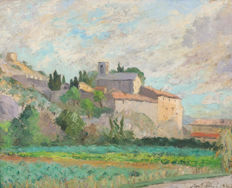 The Hon. Noel G Bligh (1888-1984) - Tarascon, Provence