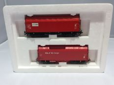 Marklin HO - 47208 - NS wagon set for coils (2323)