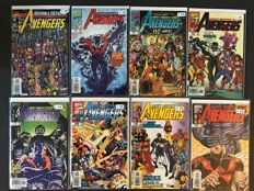 Collection Of Various Titles including Avengers, Iron Man, X-Force + More - Various Publishers - x 42 SC Comics