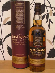 Glendronach Peated Port Wood - New Original Bottling