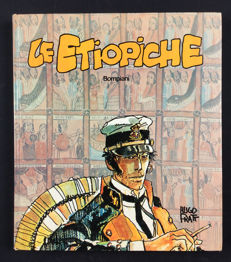 "Corto Maltese - hardcover volume ""Le Etiopiche"" 1st French edition (1980)"