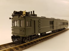 Bachmann Spectrum H0 - 81402 - Gas-Electric Doodlebug