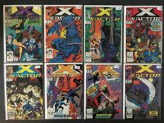 Large Collection Of X-Factor - Marvel Comics - x 70 SC