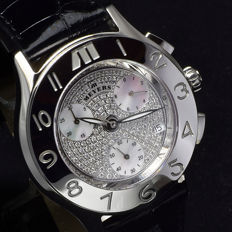 MEYERS Lady Diamond - Ladies Wristwatch  - 114 diamonds
