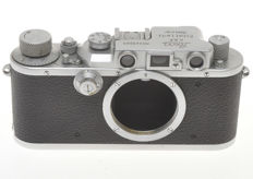 Leitz unusual Leica IIIB iiib only body, nice condition