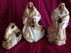 Christmas with the Wise Men handmade produced