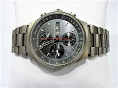 Porsche Design - Titanium chronograph by Eterna