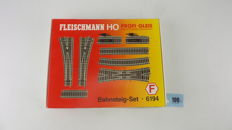 Fleischmann H0 - 6194 - Profi-rail station set (F)