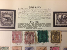 Finland - A small selection starting from classics