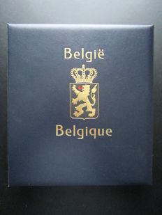 Belgium 1993/1999 - Full collection in DavoLX album with blocks, stamps from blocks and booklets