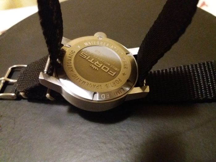 Fortis Spacematic Limited Edition---mens Watch---2014