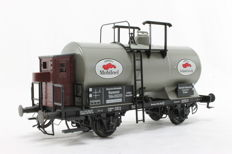 0 Scale Models - 480 22 - Tank carriage 'Mobil Oel' of the DRG