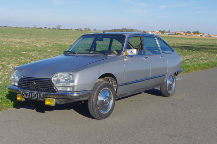 Citroen - GS Pallas - 1977