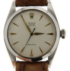 Rolex - Oyster Royal Precision - Ref n°: 6426 - Heren - 1960-1969