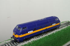 Roco H0 - 62771 - Diesel locomotive, Series 6700 of the ACTS, no. 6703