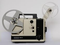 Eumig 614D film projector