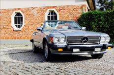 Mercedes-Benz - SL 560 - 1987