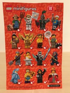Collectible Mini figures Series 15