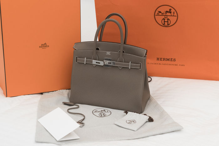 6799a98fca65 Hermès - Birkin Bag 30 - New condition - Catawiki