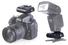 i-TTL Wireless Transceiver Flash Trigger for Nikon