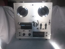Vintage Akai tape recorder 18 cm 1722L collector's item in mint condition, built in 1976