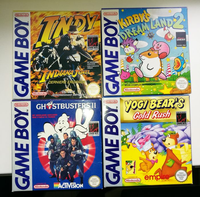 kirby gameboy game