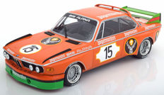 Minichamps - Scale 1/18 - BMW 3.0 CSL GP Nürburgring 1973 Team Jägermeister