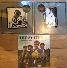 The Smiths || Old Guard BBC Tapes vol. 1+2, Lonely Planet Boys || Live Recordings! || 3x LP ||