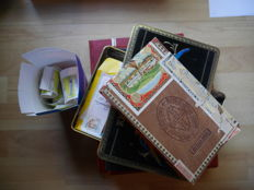 Worldwide collection from 1876 - in backs, stamps albums, boxes, stock cards, letters, post cards