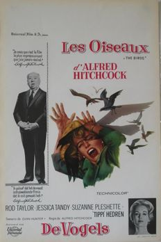 The birds (Alfred Hitchcock) - 1963