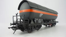 "Spoor 0 - MBW - 80501 - Four-axle pressure gas tank wagon ""VTG"" of the DB"