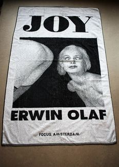 Erwin Olaf - Joy [bath towel] - (1993?)