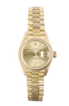 Rolex - Datejust Bark Bezel - 69278 - Women's - 1980-1989