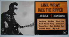 "Link Wray And His Rayman :""Jack the Ripper"" Swan SLP 510 (USA 1963),Link Wray :""Bullshot"" Instant/RCA Pl-44000 (NL 1979)"