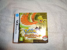 DS Pokemon Heart Gold