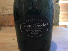Champagne Grand Siècle Laurent Perrier - 1 botte